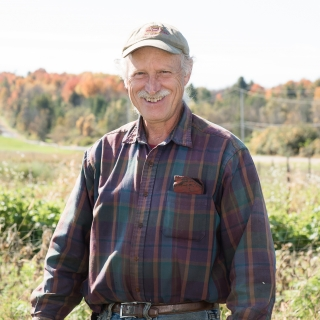 John Dewar, Owner of Village Veggies