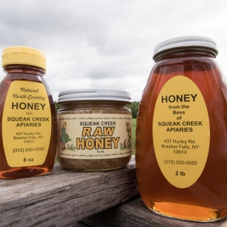 squeak creek apiaries