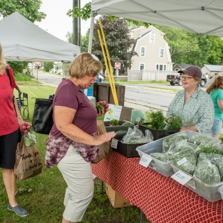Fuller's Farm at Potsdam Farmers Market