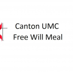Canton UMC Free Will Meal logo